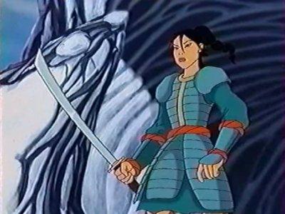 Dessins animés : La légende de Mulan