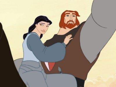 Dessins animés : La Légende du Cid