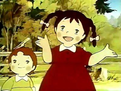 Dessins animés : La petite maison dans la prairie (Sougen no Shoujo Laura)