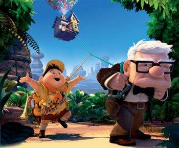 Dessins animés : Là-Haut (Pixar)