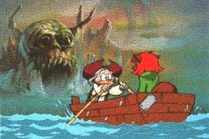 Dessins animés : La légende de l'Ile au trésor