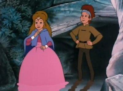 Dessins animés : La Princesse et la forêt magique