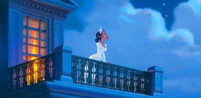 Dessins animés : La Princesse et la Grenouille (Walt Disney)