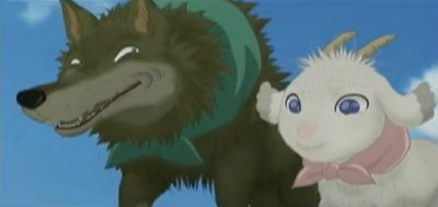 Dessins Animés : La vallée d'émeraude (Arashi no yoru ni)