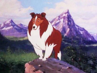 Dessins animés : Lassie's Rescue Rangers