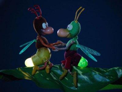 Dessins animés : Le Bal des lucioles et autres courts
