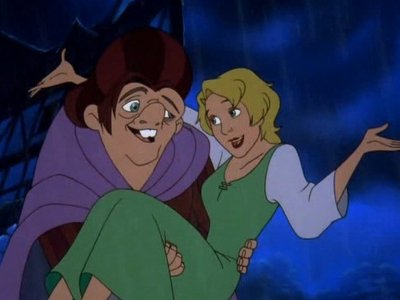 Dessins animés : Le Bossu de Notre-Dame 2 : Le Secret de Quasimodo (Walt Disney)