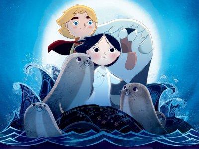 Dessins animés : Le Chant de la Mer