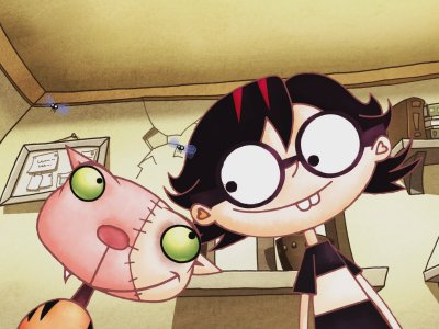 Dessins animés : Le Chat de Frankenstein