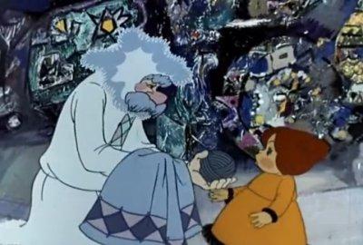 Dessins animés : Le Grand-Père des Glaces