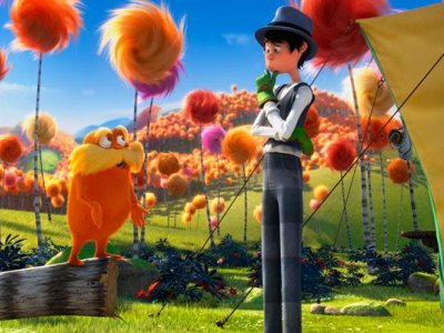 Dessins animés : Le Lorax