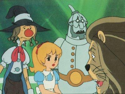 Dessins animés : Le Magicien d'Oz (Ozu no mahōtsukai)