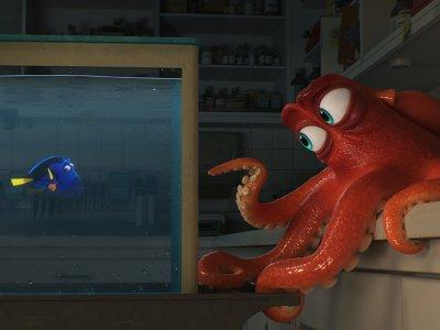 Dessins animés : Le Monde de Dory (Pixar)