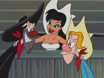 Dessins animés : Le Monde fou de Tex Avery