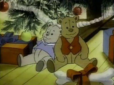 Dessins animés : Le Noël des Oursons (The Teddy Bears' Christmas)