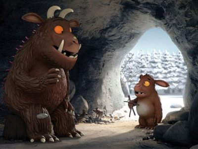 Dessins animés : Le Petit Gruffalo (The Gruffalo's Child)