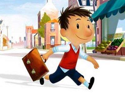 Dessins animés : Le Petit Nicolas
