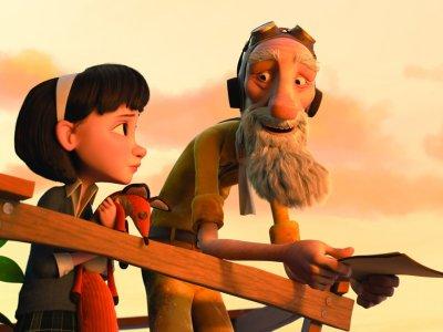 Dessins animés : Le Petit Prince (Mark Osborne)