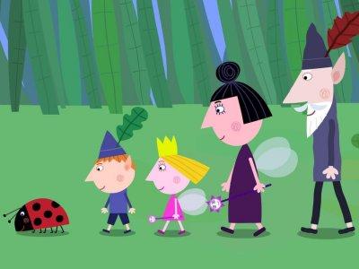 Dessins animés : Le Petit Royaume de Ben et Holly (Ben and Holly's Little Kingdom)