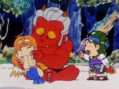 Dessins animés : Le Prince Hercule