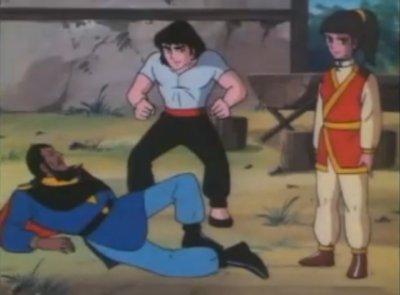 Dessins animés : Le Prince de l'Eclair (Thunder Prince)