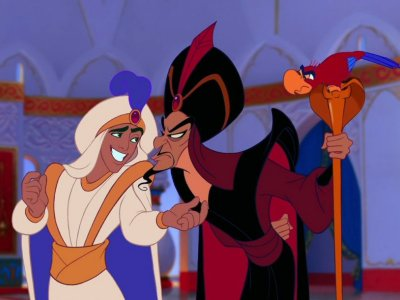Dessins animés : Le Retour de Jafar (Walt Disney)
