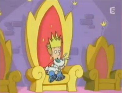 Dessins animés : Le Roi, c'est moi