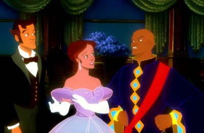 Dessins animés : Le Roi et Moi