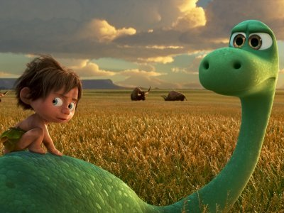 Dessins animés : Le Voyage d'Arlo (Pixar)
