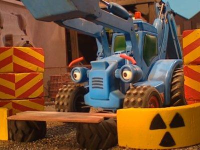 Dessins animés : Le grand chantier (Construction site)