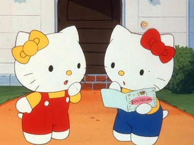 Dessins animés : Le paradis d'Hello Kitty