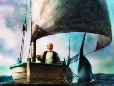 Dessins animés : Le vieil homme et la mer