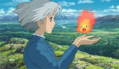 Dessins animés : Le Château ambulant (Miyazaki)