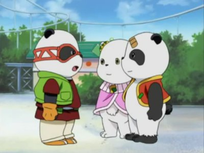 Dessins animés : Legend of the Magical Beans Pandalian (Pandarian)