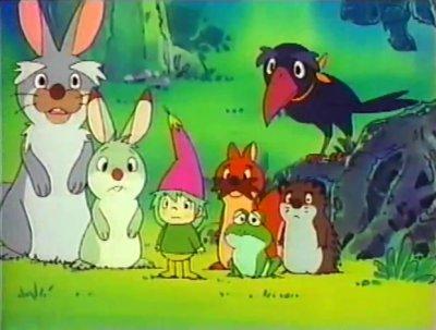 Dessins animés : Les Amis de la Forêt