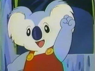 Dessins animés : Les Aventures du Petit Koala