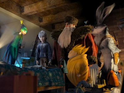 Dessins animés : Les Cinq Légendes