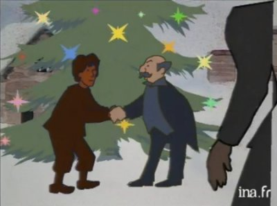 Dessins animés : Les Contes de Noël