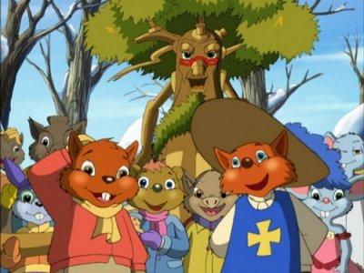 Dessins animés : Les Copains de la forêt