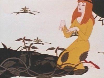 Dessins animés : Les Cygnes Sauvages (Dikie Lebedi)