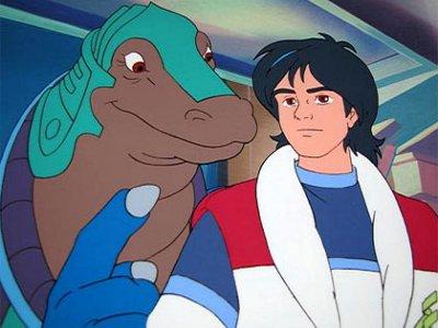 Dessins animés : Les Dinos de l'Espace (Dinosaucers)