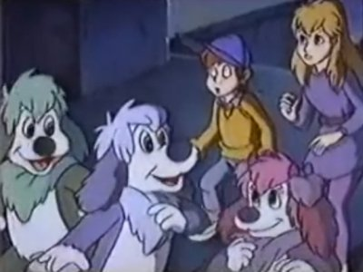 Dessins Animés : Les Fluppy Dogs (Walt Disney)