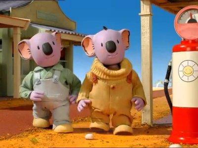 Dessins Animés : Les Frères Koalas