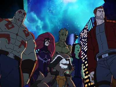Dessins animés : Les Gardiens de la Galaxie