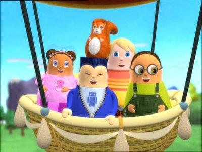 Dessins animés : Les Héros d'Higglyville