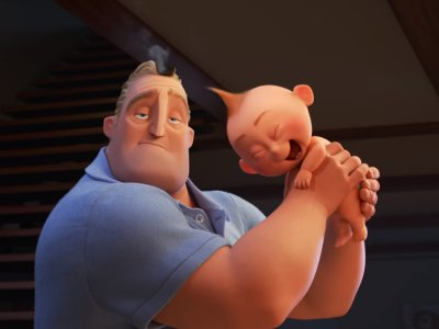 Dessins animés : Les Indestructibles 2 (The Incredibles 2 - Pixar)