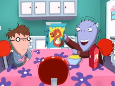 Dessins Animés : Les Jumeaux Barjos (The Cramp Twins)