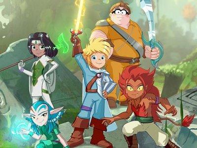 Dessins animés : Les Légendaires