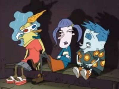 Dessins animés : Les Mystères de Moville