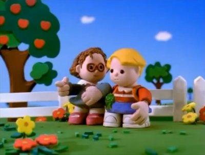 Dessins animés : Les Petits Amis (Little People)